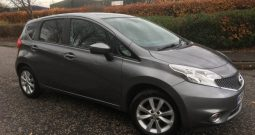 Nissan Note 1.2 DIG-S ( 98ps ) ( Style Pack ) 2013MY Acenta Premium