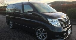 2005 FRESH IMPORT NISSAN ELGRAND HIGHWAY STAR AUTO 3.5 8 SEATS