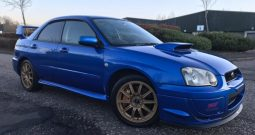 2003 FRESH IMPORT SUBARU IMPREZA WRX STI JDM HAWK EYE 2.0 PETROL TURBO 6 SPEED