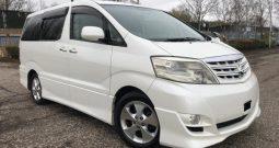 2008 Fresh Import Toyota Alphard 3.0 Litre V6 8 Seats 4.5/B Grade
