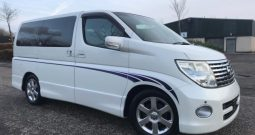 2005 FRESH IMPORT NISSAN ELGRAND HIGHWAY STAR 4WD AUTO 3.5 8 SEATS