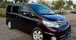 2008 Fresh Import Nissan Serena Highway Star 2.0 L 8 Seats