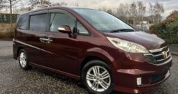 2007 FRESH IMPORT HONDA STEP WAGON SPADA 2.0 I V-TEC AUTO 8 SEATS