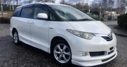 2008 Fresh Import Toyota Estima Hybrid G Edition 2.4 L 4WD Auto Cruise Control