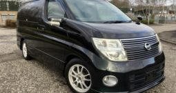 2008 Fresh Import Nissan Elgrand Highway Star 3.5 V6 Automatic 8 Seats Leather Edition