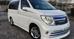 2004 FRESH IMPORT NISSAN ELGRAND RIDER AUTECH AUTO 3.5 8 SEATS LEATHER