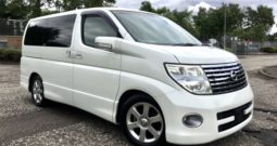 2007 Fresh Import Nissan Elgrand Highway Star 3.5 V6 Auto 8 Seats Leather