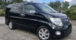 2009 Fresh Import Nissan Elgrand Highway Star 3.5 V6 Auto 8 Seats Leather