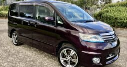 2007 Fresh Import Nissan Serena Highway Star 4WD 2.0 Automatic 8 Seater MPV