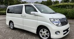 2005 FRESH IMPORT NISSAN ELGRAND HIGHWAY STAR AUTO 4WD 3.5 8 SEATS