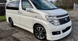 2003 Fresh Import Nissan Elgrand Highway Star Auto 8 Seats MPV Low Millage