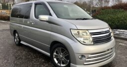 2005 FRESH IMPORT NISSAN ELGRAND RIDER 4 WD S PACKAGE AUTO